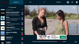 ViNTERA TV Without Portal activation Codes watch channels on phone - Exclusive SAT