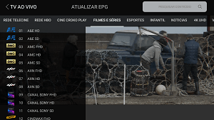 iptv channels in Croko TV Download for Android - Exclusive SAT